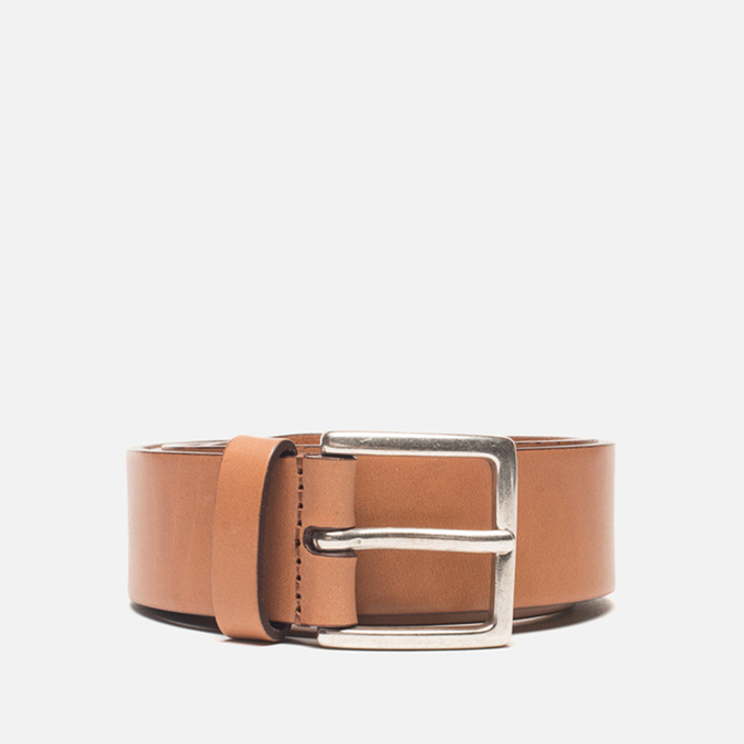 Anderson's Classic Calf Leather Men's Belt Neutral
