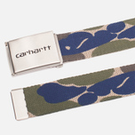 Carhartt WIP Clip Chrome Camo Isle/Metro Blue photo- 1
