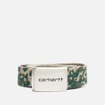 Ремень Carhartt WIP Clip Chrome Camo Stain Leaf фото- 0