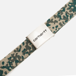 Ремень Carhartt WIP Clip Chrome Camo Stain Leaf фото- 4