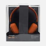 Беспроводные наушники Rombica MySound BH-05 2C Orange фото- 1