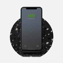 Беспроводное зарядное устройство Native Union Dock Wireless Terrazzo Grey фото- 0