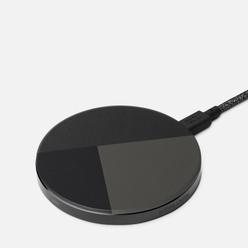 Беспроводное зарядное устройство Native Union Drop Wireless Charger Leather Grey