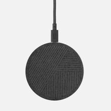 Беспроводное зарядное устройство Native Union Drop Wireless Charger Slate фото- 0