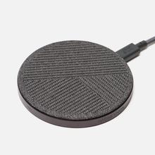 Беспроводное зарядное устройство Native Union Drop Wireless Charger Slate фото- 2