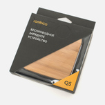 Rombica NEO Q5 Wireless Charger Light Wood photo- 6