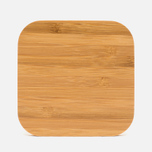 Rombica NEO Q5 Wireless Charger Light Wood photo- 0