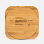 Rombica NEO Q5 Wireless Charger Light Wood photo- 2