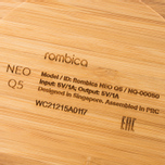 Rombica NEO Q5 Wireless Charger Light Wood photo- 4