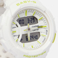 Наручные часы CASIO Baby-G BGA-240-7A2 White/Neon Green/White фото - 2