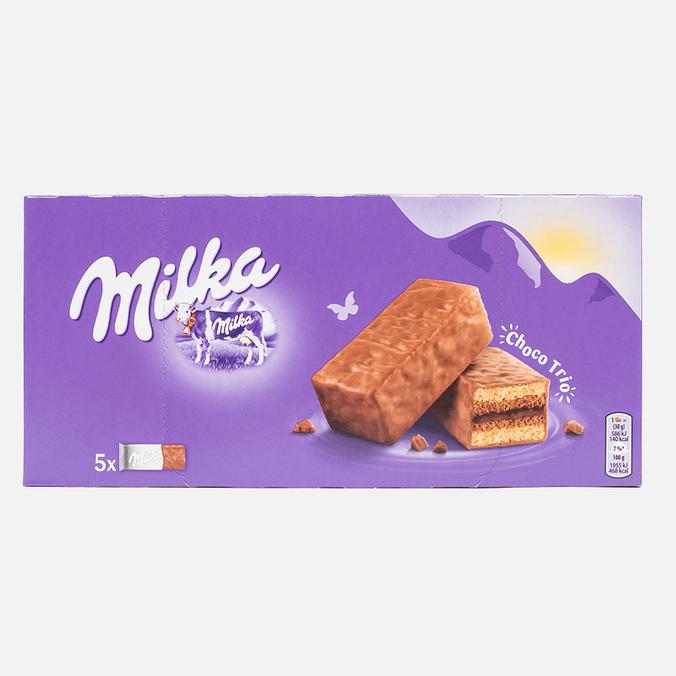 Бисквит Milka Choco Trio 150g