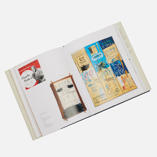 Книга Rizzoli Jean-Michel Basquiat Drawing: Work From The Schorr Family Collection 200pgs