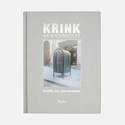 Книга Rizzoli KRINK New York City: Graffiti, Art, And Invention 240pgs
