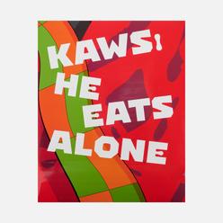 Книга Silvana Editoriale Kaws: He Eats Alone