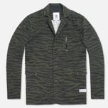 Мужской пиджак adidas Originals TC Shell Tiger Camo фото- 0