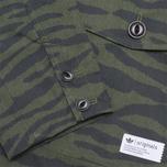 Мужской пиджак adidas Originals TC Shell Tiger Camo фото- 3