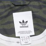 Мужской пиджак adidas Originals TC Shell Tiger Camo фото- 7