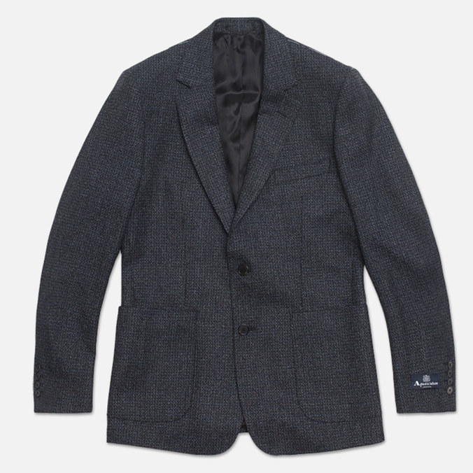 Мужской пиджак Aquascutum Winter Blue