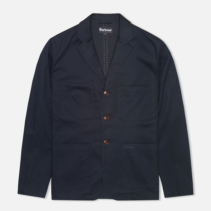 Мужской пиджак Barbour Chatsworth Navy