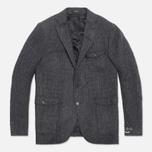 Мужской пиджак Barbour Dore Black фото- 0