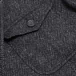 Мужской пиджак Barbour Dore Black фото- 3