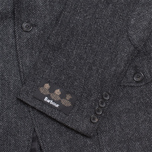 Мужской пиджак Barbour Dore Black фото- 5
