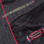 Мужской пиджак Barbour Dore Black фото- 6