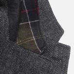 Мужской пиджак Barbour Dore Black фото- 2