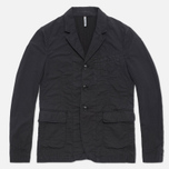 Мужской пиджак C.P. Company Cotton Nylon Blazer Black фото- 0