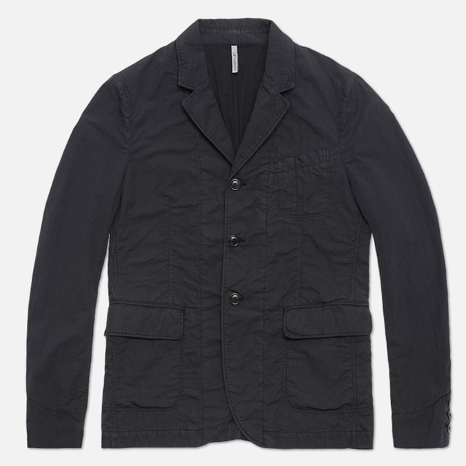 Мужской пиджак C.P. Company Cotton Nylon Blazer Black
