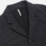 Мужской пиджак C.P. Company Cotton Nylon Blazer Black фото- 1
