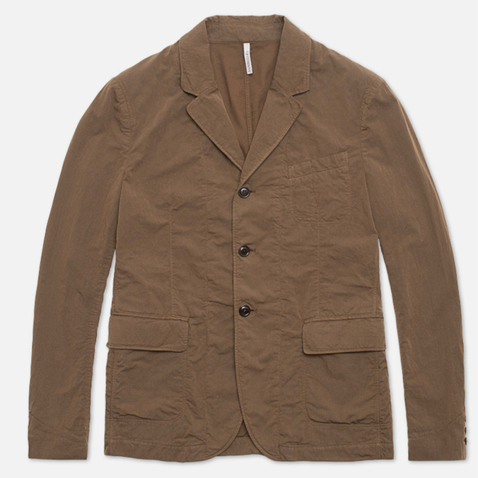 C.P. Company Cotton Nylon Blazer Khaki