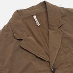 C.P. Company Cotton Nylon Blazer Khaki photo- 1