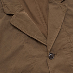 C.P. Company Cotton Nylon Blazer Khaki photo- 2