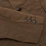 C.P. Company Cotton Nylon Blazer Khaki photo- 3