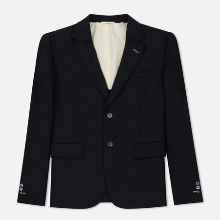 Мужской пиджак Gant Rugger The Hopsack Navy