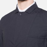 Garbstore Reverse Prison Off Cut Blazer Navy photo- 6