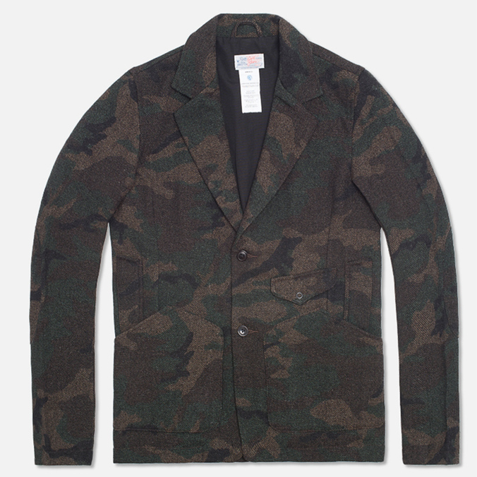 Мужской пиджак Garbstore Rydal Lodge Suit Camo