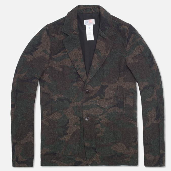 Garbstore Rydal Lodge Suit Blazer Camo