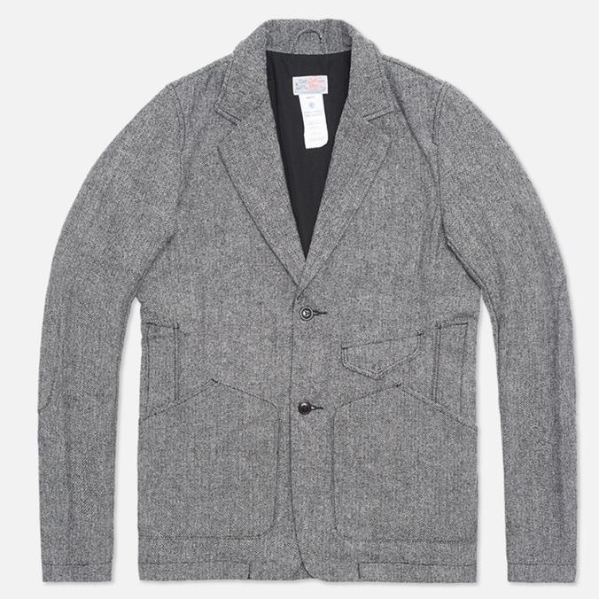 Мужской пиджак Garbstore Rydal Lodge Suit Grey