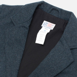 Мужской пиджак Garbstore Rydal Lodge Suit Navy фото- 1
