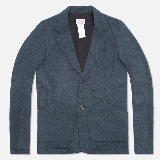 Мужской пиджак Garbstore Rydal Lodge Suit Navy
