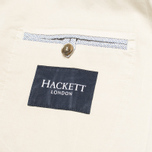 Мужской пиджак Hackett Single Breasted Cotton Twill Navy фото- 7