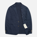 Мужской пиджак Hackett Single Breasted Garment Dye Navy фото- 1