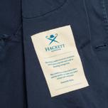Hackett Single Breasted Garment Dye Men`s Blazer Navy photo- 7