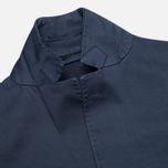 Hackett Single Breasted Garment Dye Men`s Blazer Navy photo- 3