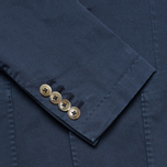 Мужской пиджак Hackett Single Breasted Garment Dye Navy фото- 5