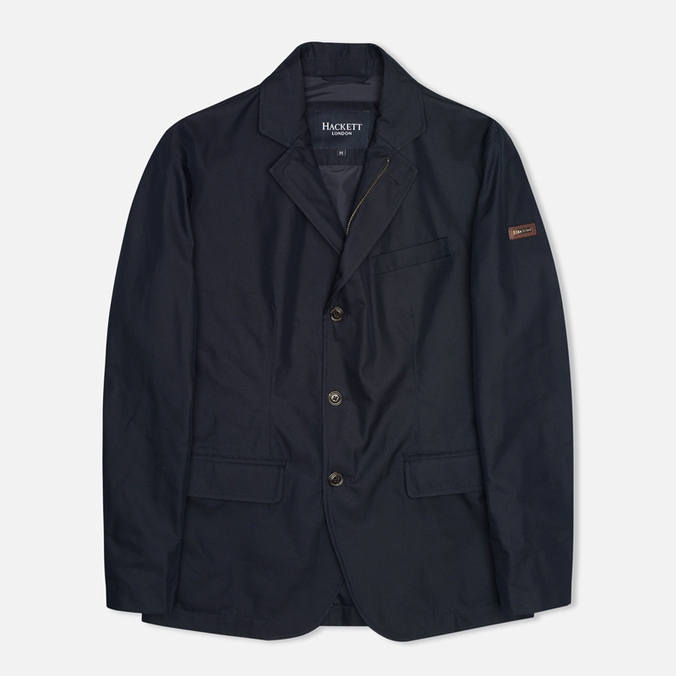 Мужской пиджак Hackett Technical Navy