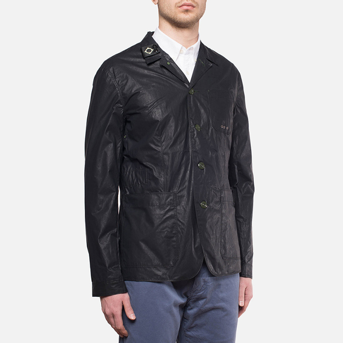 Мужской пиджак MA.Strum W1 Chalk Face Blazer Black