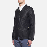 Мужской пиджак MA.Strum W1 Chalk Face Blazer Black фото- 1